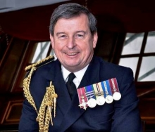 Second Sea Lord 2015-16